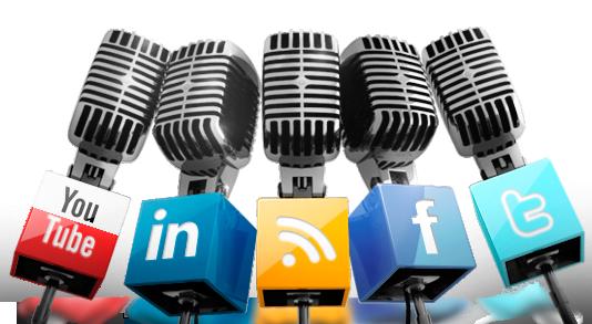 social-media-microphones