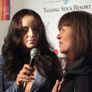 Anna Pawlenty interviews Tamara Parisio
