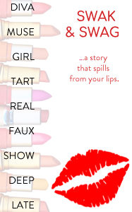 promotions for anita miranda, the official lipstick reader #readmykiss #readmylips